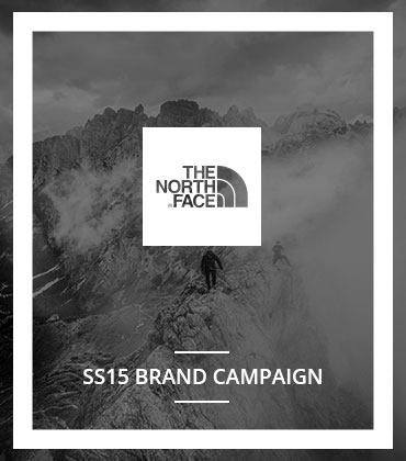 THE NORTH FACE S/S 15