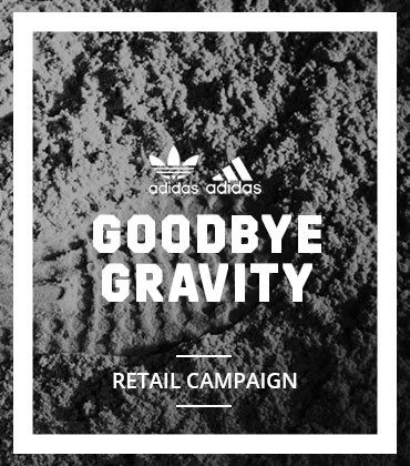 ADIDAS ORIGINALS GOODBYE GRAVITY